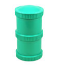 Re-Play Snack Stack – 2 Stack (Individual NO PACKAGING) (Aqua)