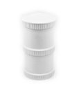 Re-Play Snack Stack – 2 Stack (Individual NO PACKAGING) (White)