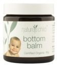 Nature's Child - Organic Bottom Balm 85g