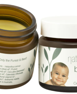Nature's Child - Organic Bottom Balm 45g / 85g