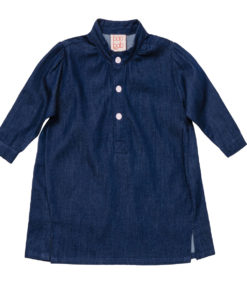 Baobab Denim Baby Dress